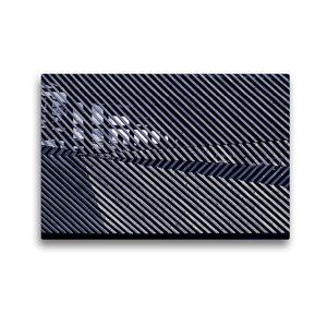 Premium Textil-Leinwand 45 cm x 30 cm quer Bad Hersfeld