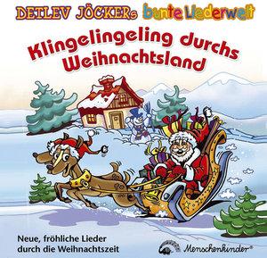 Klingelingeling durchs Weihnachtsland. CD