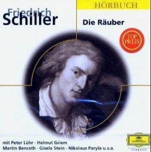 Die Räuber, 2 Audio-CDs