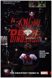 Moon Girl and Devil Dinosaur Vol. 3