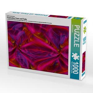 Ein Motiv aus dem Kalender Faszination Form und Farbe 1000 Teile