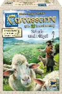 Carcassonne, Schafe und Hügel, Erweiterung 9 (Spiel)