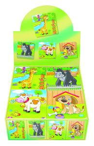 Mein liebes Tier-Pappbilderbuch, 32 Bde.