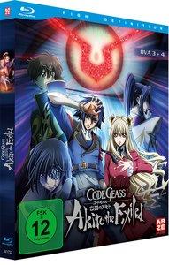 Code Geass - OVA 3+4 Akito the Exiled - Blu-ray
