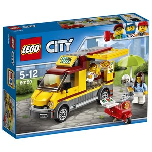 LEGO® City 60150 - Pizzawagen