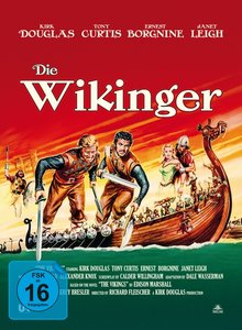 Die Wikinger - 2-Disc Limited Collector\'s Edition im Mediabook.