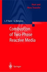 Combustion of Two-Phase Reactive Media