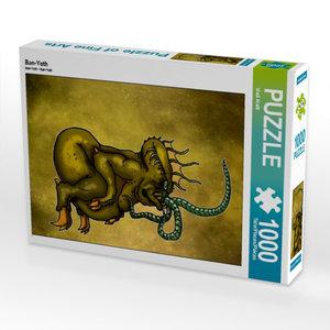 Ban-Yoth 1000 Teile Puzzle hoch
