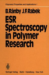 ESR Spectroscopy in Polymer Research