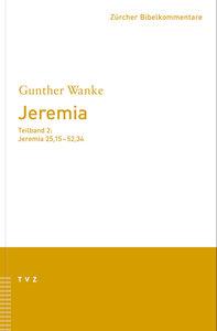 Jeremia 25.15-52.34