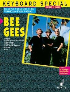Keyborard Special. Bee Gees