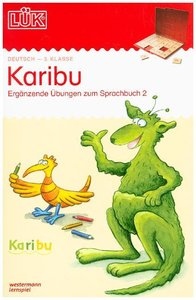 Karibu - 3. Klasse: Ergänzende Übungen zum Sprachbuch 2