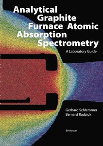 Analytical Graphite Furnace Atomic Absorption Spectrometry