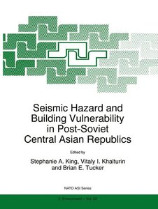 Seismic Hazard and Building Vulnerability in Post-Soviet Central