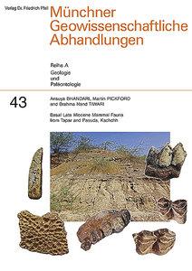 Basal Late Miocene Mammal Fauna from Tapar and Pasuda, Kachchh