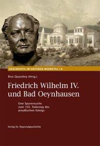 Friedrich Wilhelm IV. und Bad Oeynhausen