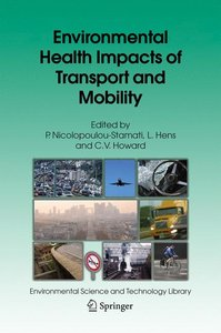 Environmental Health Impacts of Transport and Mobility