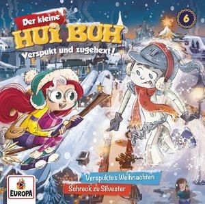 006/Verspuktes Weihnachten/Schreck zu Silvester