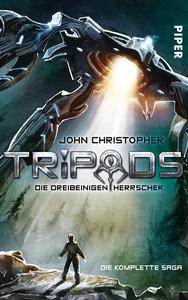Tripods. Die dreibeinigen Herrscher