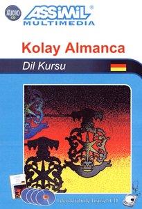 Assimil-Methode. Deutsch ohne Mühe heute für Türken. CD Multimed