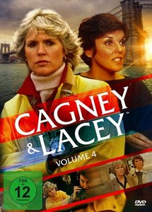 Cagney & Lacey. Vol.4, 6 DVD