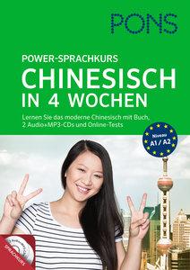 PONS Power-Sprachkurs Chinesisch in 4 Wochen