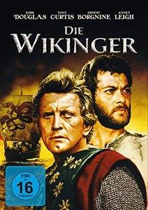 Die Wikinger. DVD