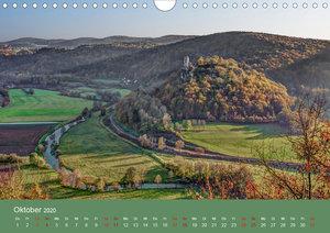 Schöne Aussichten in die Fränkische Schweiz