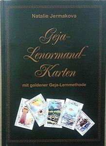 Buch mit 36 Geja-Lenormand Karten