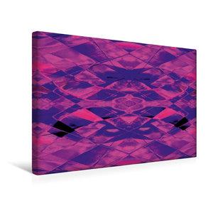 Premium Textil-Leinwand 45 cm x 30 cm quer Echo
