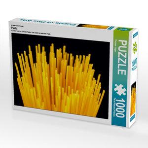 Ein Motiv aus dem Kalender Pasta 1000 Teile Puzzle quer