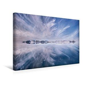 Premium Textil-Leinwand 45 cm x 30 cm quer Only A Beautiful Arct