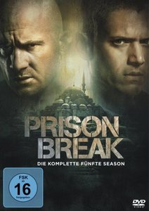 Prison Break - Season 5, DVD