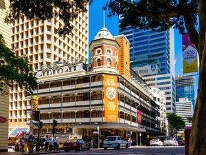 CALVENDO Puzzle Nomads Brisbane Hostel 1000 Teile Lege-Größe 64
