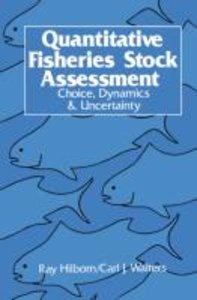 Quantitative Fisheries Stock Assessment