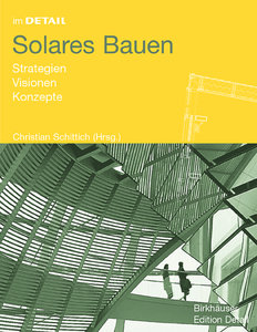 Im Detail: Solares Bauen