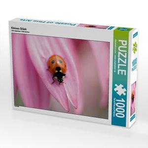 Kleines Glück 1000 Teile Puzzle quer
