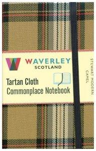 Stewart Modern Camel: Waverley Genuine Tartan Cloth Commonplace