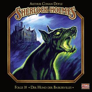 Sherlock Holmes - Folge 35, 2 Audio-CDs