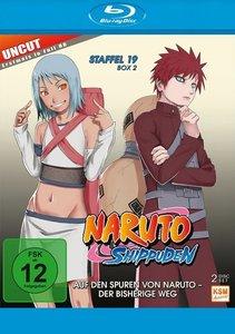 Naruto Shippuden - Staffel 19.2: Episode 624-633