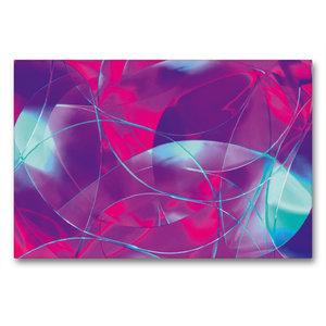 Premium Textil-Leinwand 90 cm x 60 cm quer Luftträume