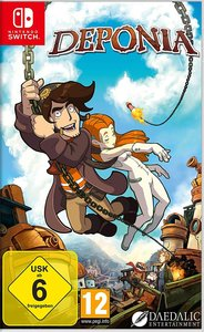 Deponia 1 (Nintendo Switch)