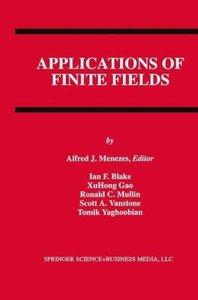 Applications of Finite Fields
