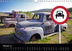 Schildereien (Wandkalender 2019 DIN A4 quer)