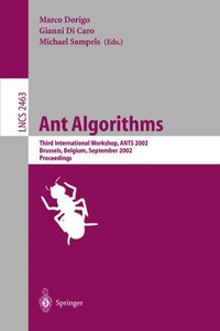 Ant Algorithms
