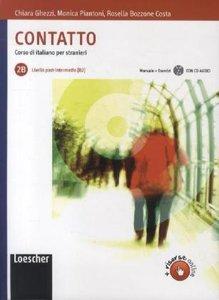 Contatto 2 B. Mit Audio CD