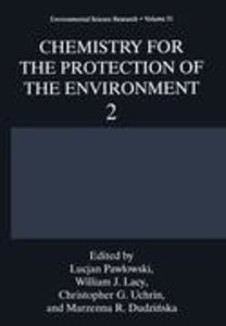 Chemistry for the Protection of the Environment 2