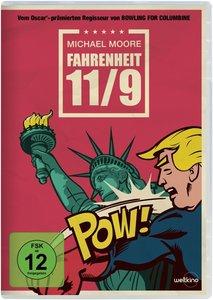 Fahrenheit 11/9, 1 DVD
