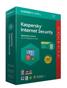 Kaspersky Internet Security + Android Sec., 1 Code in a Box
