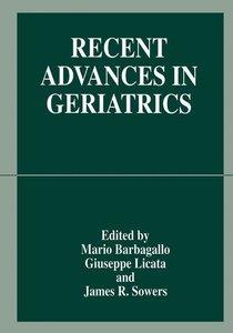 Recent Advances in Geriatrics